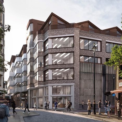 72 Broadwick Street, London W1
