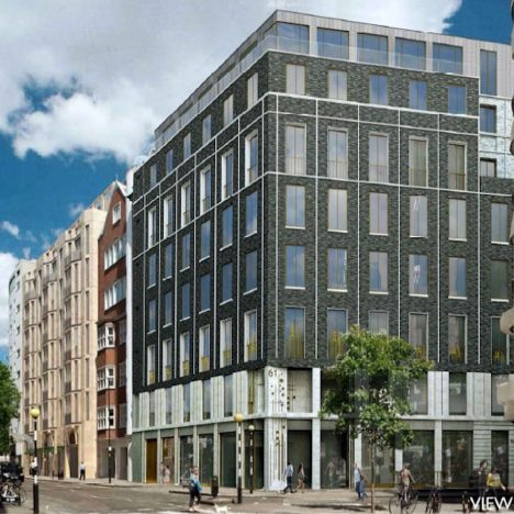 61 Curzon Street, London