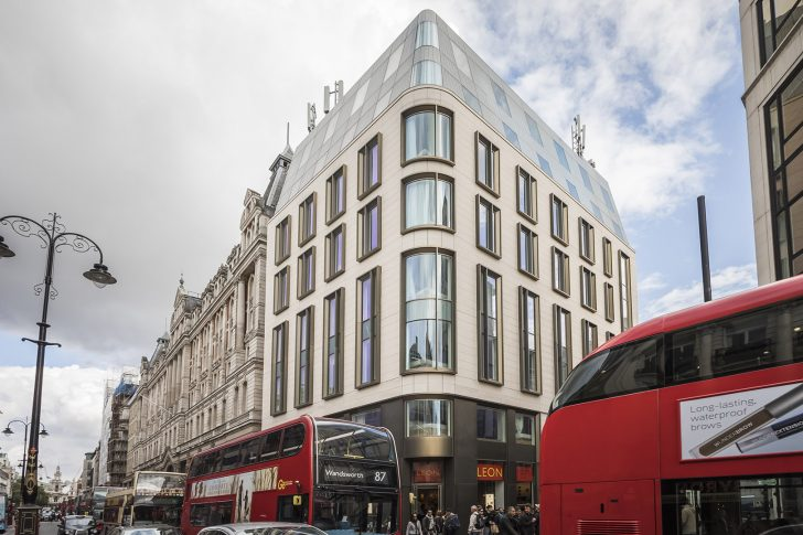 11 Adam Street, London WC2 (fit out)