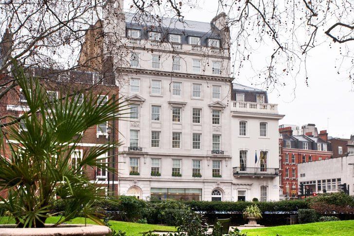 Cavendish Square, London W1