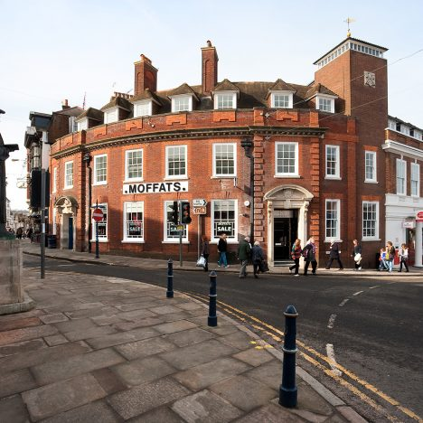 Central Buildings, Guildford