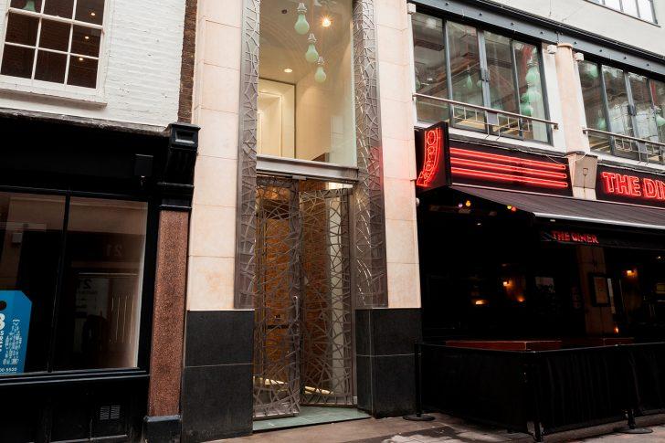 Ganton Street, London W1
