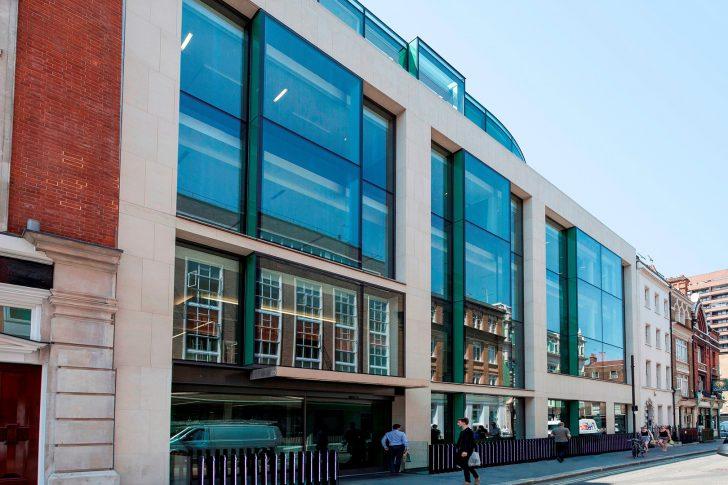 Great Pulteney street, London W1