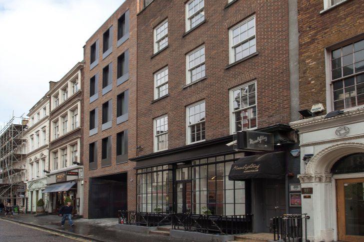 Greek Street, London W1