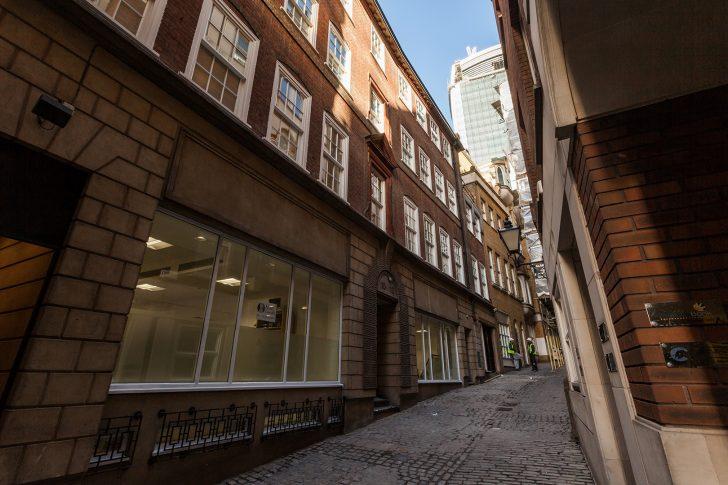 Lovat Lane, London EC3